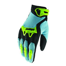 Thor SPECTRUM powder Azul Azul 2016 Guantes MX SX ATV MTB Motocross Enduro