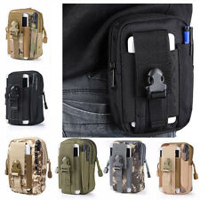 0225 IPRee™ 5.5 Inch Outdoor EDC Tactical Molle Waist Bag Pack Men Cell Phone Ca
