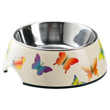 Hunter Smart cani Melamina Bowl Butterfly, varie misure, NUOVO