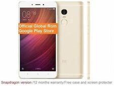 Xiaomi Redmi Note 4x 32/64GB Smartphone 5.5 Snapdragon 625 CPU 4GB RAM UK Seller