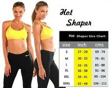 All Sizes- Hot Shapers Exercise Pants - Make You Sweat & Burn Your Fat