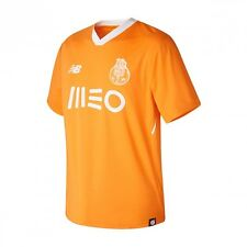 Camiseta New Balance FC Porto MC Segunda Equipación 2017-2018 Orange