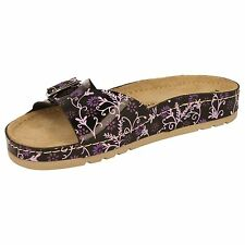 DONNA ESTATE Rohde Sabot style-5800 colore cyclam calzata G