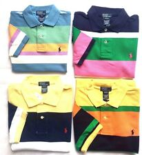 Boys Original Polo by Ralph Lauren Short Sleeve Poloshirts Age 6 7 8 10-12 14-16