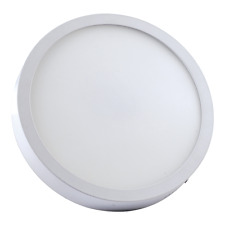 Downlight LED 20W 6000K superficie redondo blanco chip Led Osram
