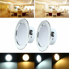 15W LED Panel Recessed Lighting Ceiling Down Lamp Bulb Fixture AC 85-265V