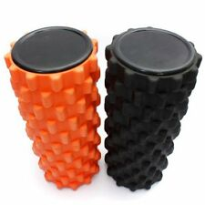 32x12cm EVA Yoga Pilates Foam Roller Home Gym Massage Trigger Point