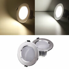 7W LED Downlight Ceiling Recessed Lamp Dimmable 220V + Driver