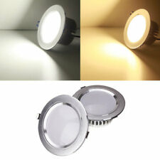 9W LED Downlight Ceiling Recessed Lamp Dimmable 110V + Driver