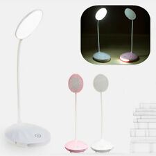 Adjustable Rechargeable Dimmable Touch Sensor LED Reading Night Table Light Desk