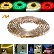 2M 3014 Waterproof LED Rope Lamp Party Home Christmas Indoor/Outdoor Strip Light