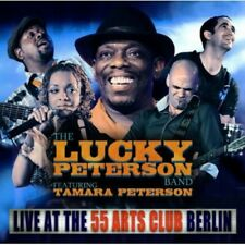 Live At The 55 Arts Club - Lucky Band Peterson (2017, CD NUEVO) 2 CD