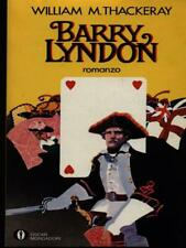BARRY LYNDON NARRATIVA STRANIERA TACKERAY, WILLIAM M. OSCAR MONDADORI 1976