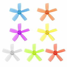 10 Pairs Racerstar 1935 50mm 5 Blade Racing Propeller 1.5mm Mounting Hole For M
