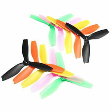 10 Pairs Racerstar R5040X3 5040 3 Blade Propeller 5.0mm Mounting Hole For 2204 2