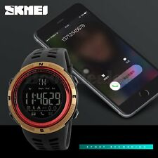 SKMEI Smart Watch Pedometer Calories Bluetooth Reloj de Pulsera para IOS&Android