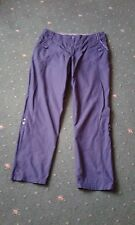 LADIES NAVY BLUE TROUSERS SIZE 12 BNWOT