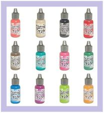 Ranger/ Tim Holtz Distress Oxide Re-Inker - Second Release colours Available