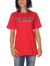 T Shirt Pyrex Donna 100% Cotone  PY33507 Made in Italy MainApps