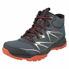 Mens Merrell Hiking Boots - Capra Bolt Mid Gore-Tex J35719