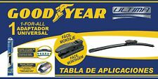 Escobilla GOOD YEAR conductor TOYOTA COROLLA [E10] (3 / 5 Doors) a�os 05/92-0...