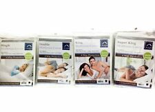 Mattress Cover Protector in Assorted sizes Single/Double/Super King sizes Sheet