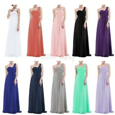 Women Evening Cocktail Prom Long Wedding Bridesmaid Ball Gown Formal Party Dress