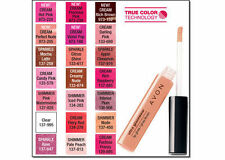 Avon Lip Gloss, Mulberry, Nude,  Red,  Rose,  Pink, Watermelon Ice, Mauve, New