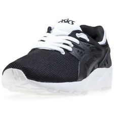 Asics Onitsuka Tiger Gel-kayano Evo Womens Black Mesh Casual Trainers Lace-up