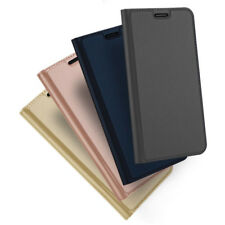 DUX DUCIS Pro Skin Series Faux Leather Side Flip Case Cover for OnePlus 5