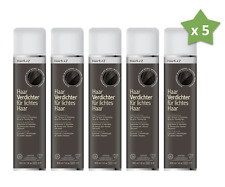5 x Hairfor2 Thickening Spray 400 ml. -Compressore di alla rinfusa Extension per