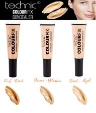 Technic Colour Fix Concealer Corrector Light Medium Dark Shades Liquid Cream