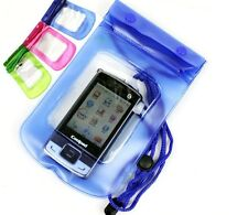FUNDA BOLSA IMPERMEABLE SUMERGIBLE TELEPHONO MOVIL smartphone camara