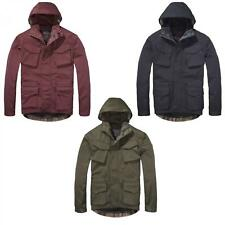 Scotch & Soda Herren Jacke Hooded jacket 139367