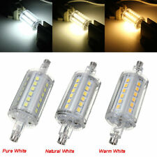 R7S Non-dimmable 78MM LED Bulb 5W 36 SMD 2835 Flood Light Corn Tube Lamp AC 85-2