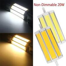 Non-Dimmable R7S 20W LED COB SMD Floodlight Spotlight Bulb Lamp 135MM AC85-265V