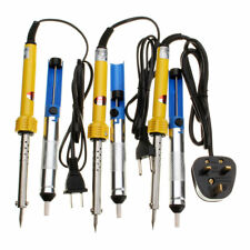 220V 40W 60 40 Lead Soldering Iron Starter Tool Kit with Solder Wire Solder Pump