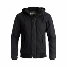 QUIKSILVER EVERYDAY BROOKS JACKET BLACK FW 2018 GIACCA NEW S M L XL