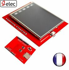 "5035# 2.4"" TFT LCD Shield Socket Touch Panel Module screen for ARDUINO"