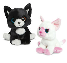 Aurora CANDIES cat gato brillante animal blandito peluche peluche felpa animal