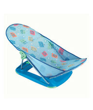 Baby Deluxe Bather with Free Baby Care Kit Pink/Blue
