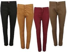 WOMENS HIGH WAISTED SKINNY JEANS JEGGINGS LADIES 6 8 10 12 14 16 18 20 22