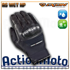 Guantes glove impermeable respirable Ixon RS WET CV moto scooter refuerzos