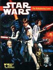 STAR WARS. THE ROLEPLAYING GAME FANTASCIENZA/ FANTASY AA.VV. WEST END GAMES
