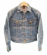 Vintage LEE Denim Jacket Jean Womens - UK 6-8 (26329)