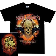 OFFICIAL LICENSED - AMON AMARTH - VICTORY OR DEATH T SHIRT - VIKING METAL