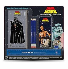 """HELIX """"Star Wars 40th Anniversary"""" Retro Collection Pack- 4 Characters Available"""