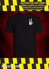 T-Shirt MAGLIETTA Ghali pocket Sto Album Hip Hop Rap Unisex Italiano Idea Regal