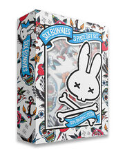 SIX Bunnies Tatuaggio Shoppe Set Regalo Bambino vestiti ALTERNATIVE GOTICO ROCK