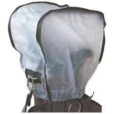 Golfers Club Collection Clear Golf Bag Hood - Elasticated Club Protection Cover